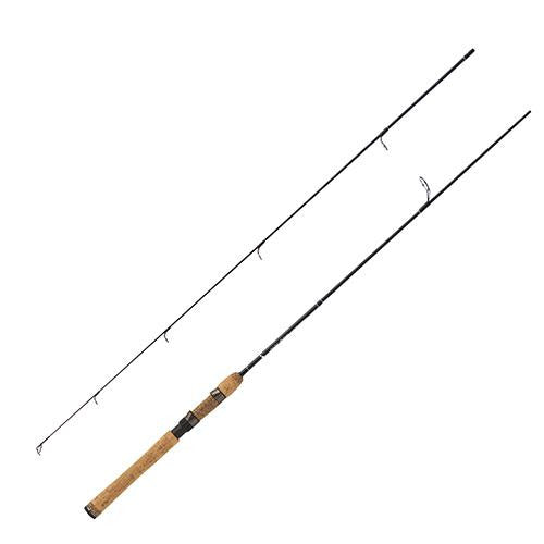 Eagle Claw Diamond Series IM-6 Graphite Spinning Rod - 6' Length, 2 Piece, Light Power