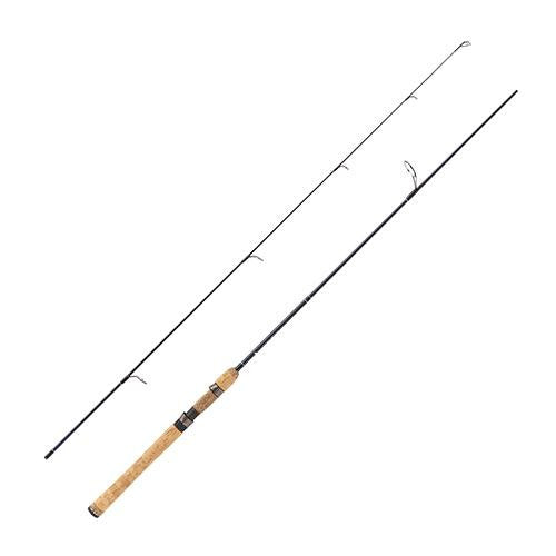 Eagle Claw Diamond Series Graphite Rod - 2 Piece, 6', IM-6 Graphite, Spinning, 4+1 Bearing