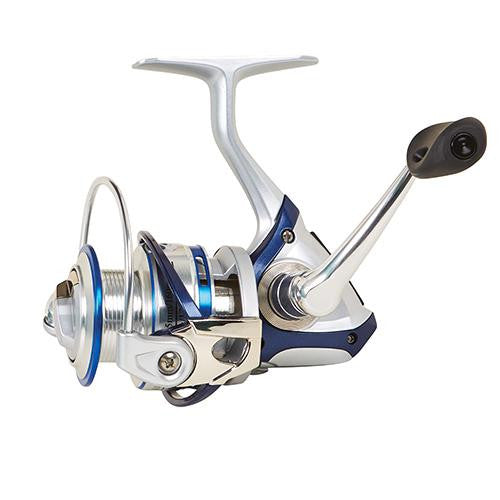 Eagle Claw Wright & McGill Sabalos II Spinning Reel - 20 Reel Size, 9+1 Bearings, Spinning, Aluminum Material