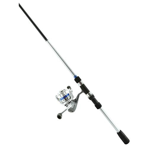 "Cascade II Spinning Combo - 20 Reel Size, 1 BB Bearings, 5'6"" Length 2pc, Medium-Light Power, Ambidextrous"