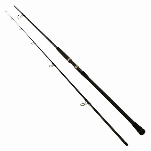 Rockaway Surf Saltwater Spinning Rod - 12' Length, 2pc, 12-25 lb Line Rate, 1-4 oz Lure Rate, Medium-Heavy Power