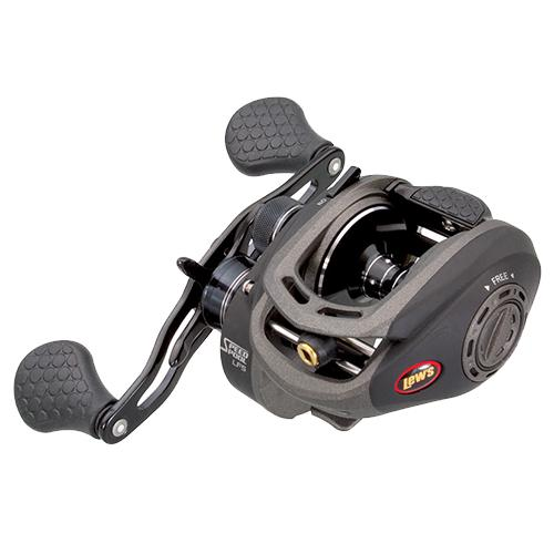 "SuperDuty G Speed Spool LFS Series - 8.3:1 Gear Ratio, 35"" Retrieve Rate, 10+1 Bearings, Right Hand"