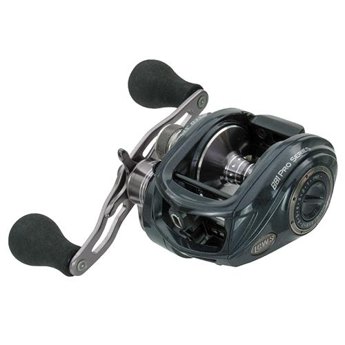 "BB1 Pro Speed Spool Series Reel - 6.4:1 Gear Ratio, 28"" Retrieve Rate, 9+1 Bearings, Right Hand"