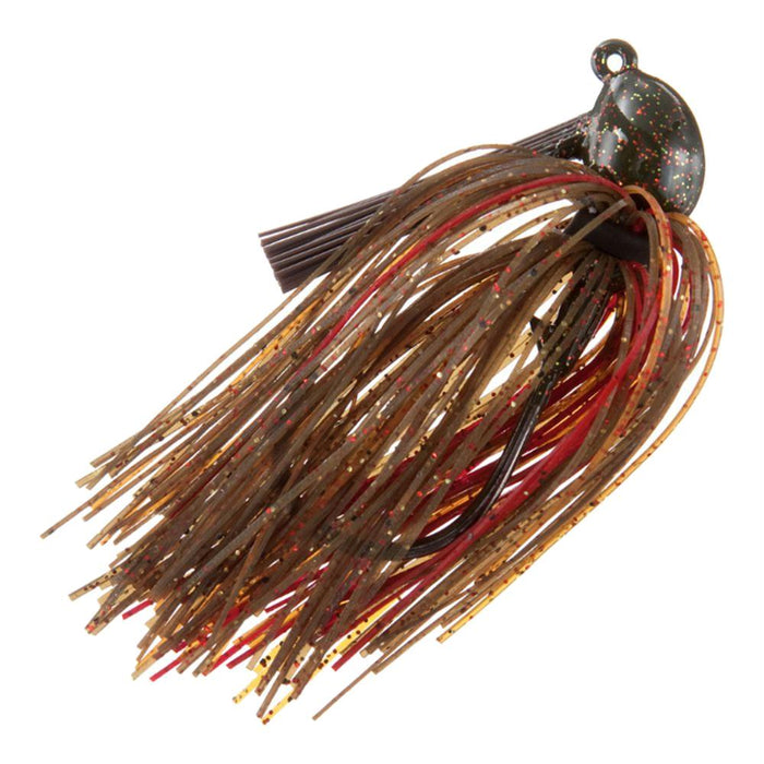 Hack Attack  Heavy Cover Jig - 5-0 Hook Sise, 1-2 oz, Flacon Lake Craw Craw, Package of 1