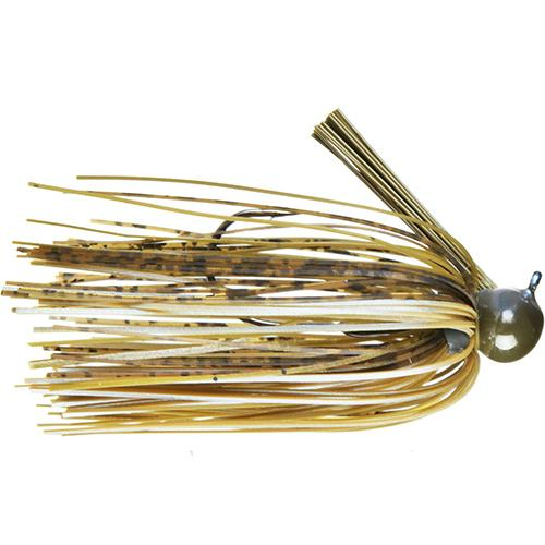 Tour Grade Football Jig - 1-2 oz, Blue CrawCraw, Package of 1