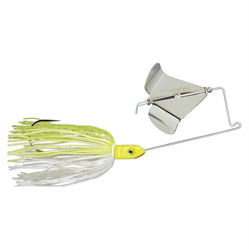 Tour Grade Buzzbaits - Freshwater, 3-8 oz Chartreuse White, Package of 1