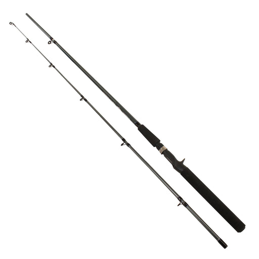 "FX Casting Rod - 6'6""  Length, 2pc Rod, 10-20 Line Rate, 1-4-1 oz Lure Rate, Medium-Heavy Power"