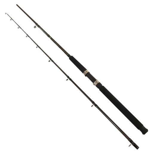 "TDR Trolling Casting Rod - 8' Length, 2pc Rod, 15-40 lb Line Rating, 12"" Rear Grip, Medium-Heavy Power"