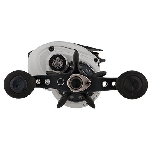 "Revo STX Low Profile Baitcasting Reel - 8.0:1 Gear Ratio, 33"" Retrieve Rate, 24 lb Max Drag, 11 Bearings, Right Hand"