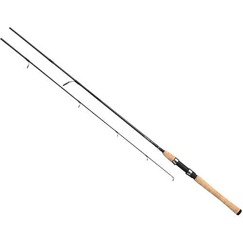 Crossfire Freshwater Spinning Rod - 6' Length, 2 Piece, 6-15 lb Line Rate, 1-8-3-4 oz Lure Rate, Medium Power