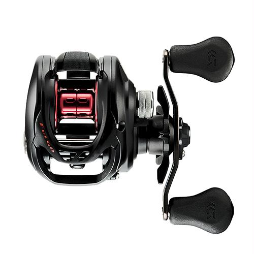 "Fuego CT Casting Reel - 100, 7.3:1 Gear Ratio, 30.50"" Retrieve Rate, 13.20 lb Max Drag, Left Hand"