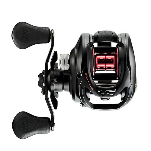 "Fuego CT Casting Reel - 100, 8.1:1 Gear Ratio, 33.90"" Retrieve Rae, 13.20 lb Max Drag, Right Hand"