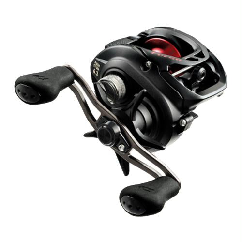 "Fuego CT Casting Reel - 100, 8.1:1 Gear Ratio, 33.90"" Retrieve Rae, 13.20 lb Max Drag, Left Hand"