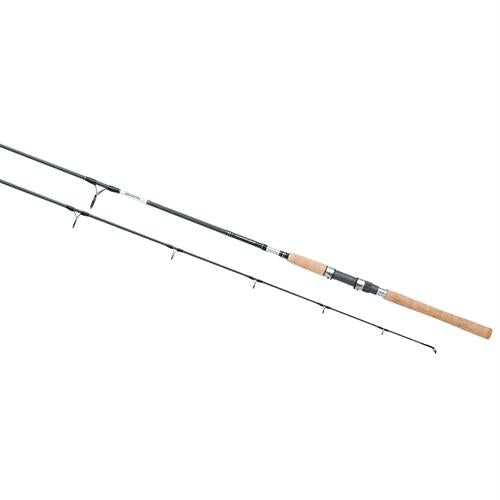Harrier Inshore Gulf Coast Saltwater Spinning Rod - 7' Length, 1 Piece, 8-17 lb Line Rate, 3-8-3-4 oz Lure Rate, Medium Power