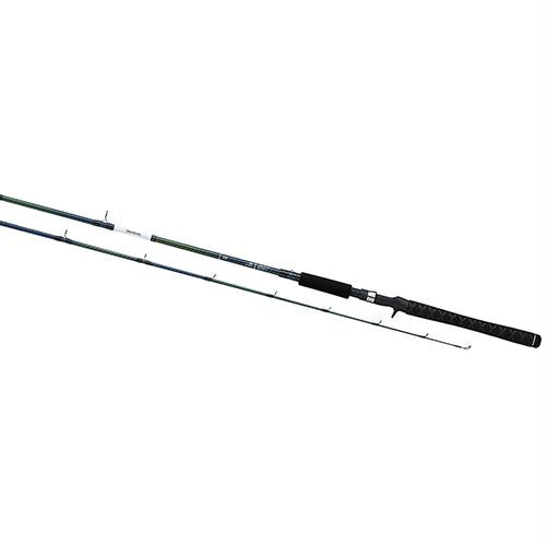 "RG Walleye Freshwater Casting Rod - 7'6"" Lengthm 1pc, 10-20 lb Line Rate, 1-4-1 oz Lure Rate, Medium-Heavy Power"