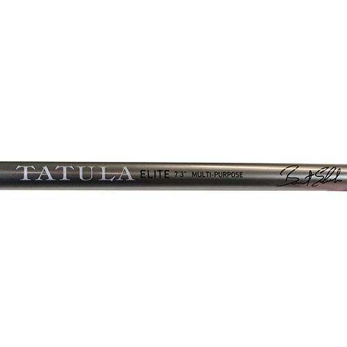 "Tatula Elite Signature Series Bass Rod - 7'3"" Length, 1pc, 10-20 lb Line Rate, 1-4-1 oz Lure Rate, Medium-Heavy Power"