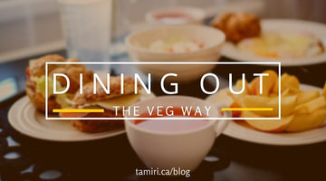 Dining Out the Veg Way