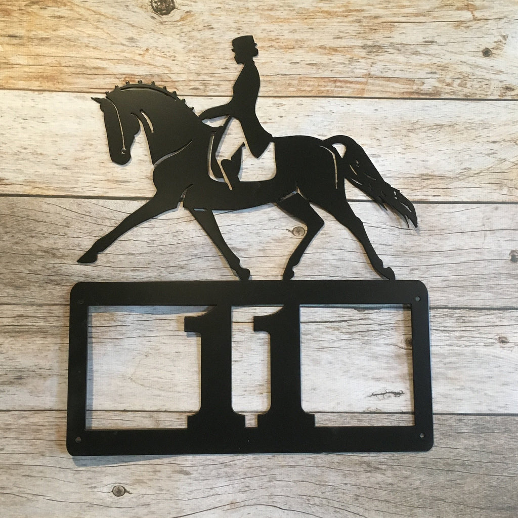 HN22 Dressage House Number