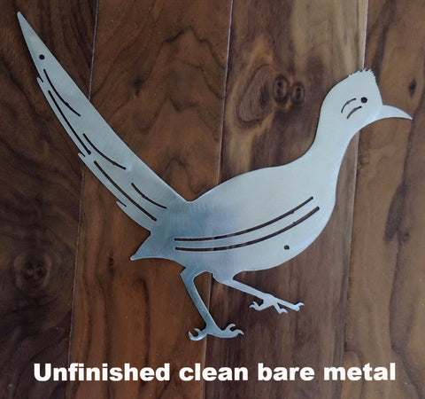 Roadrunner metal art. Roadrunner metal wall art. Roadrunner wall hanging. Road Runner wall art.