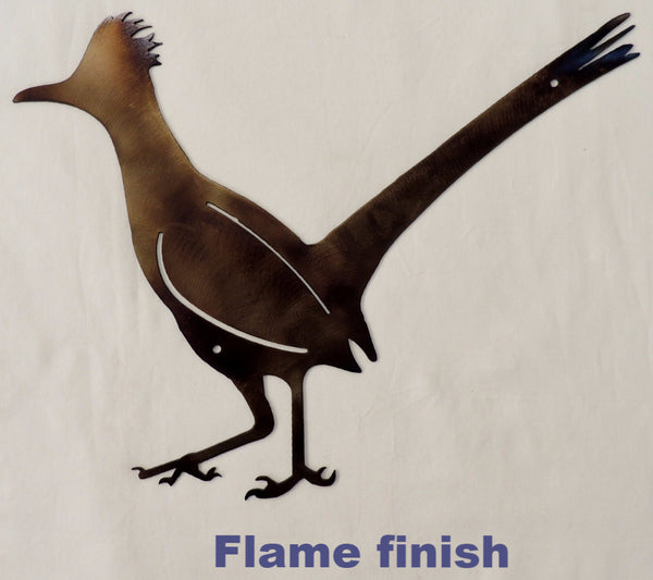 Metal Roadrunner Wall Art. Metal Road Runner Wildlife Wall Hanging Silhouette