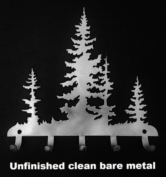 Pine Tree Key Rack. Pine Tree Key Holder