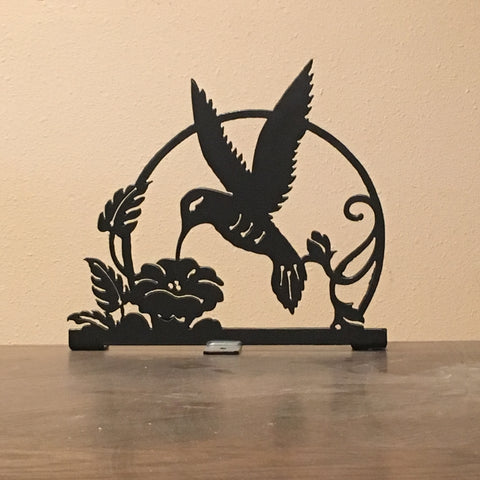 MT01 Hummingbird Mailbox topper