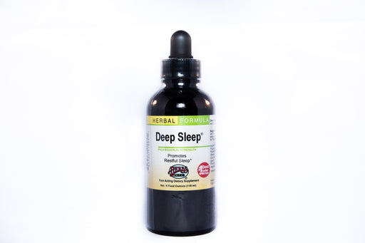 Herbs, Etc. - Deep Sleep 4 oz - Liquid Herbal Tincture - Sleep Aid - Supplement - Hardin's Natural Foods