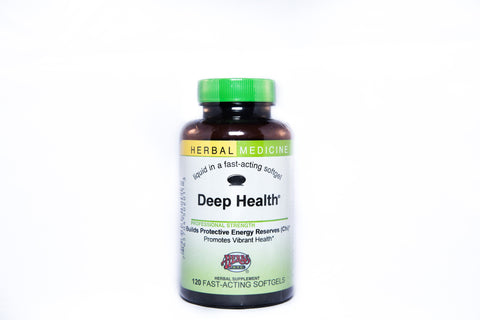 Herbs, Etc. - Deep Health 120 Softgels