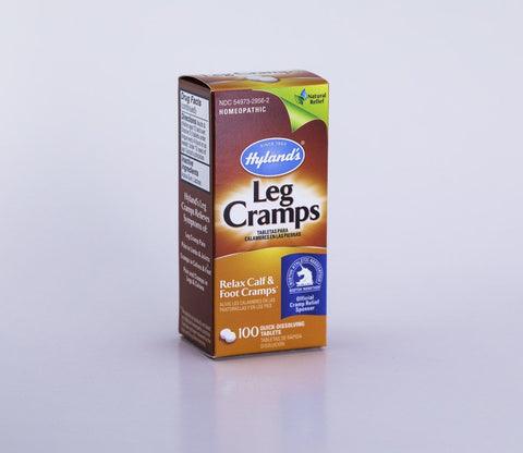 Hyland's Homeopathic Leg Cramp Formula - 100 Tablets