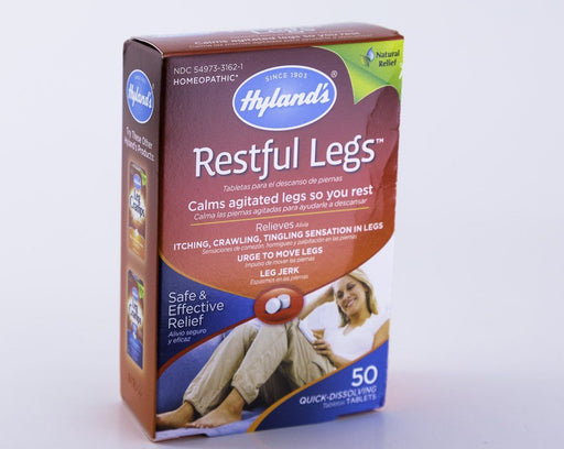 Hyland's Restful Leg Formula - 50 Tablets - Supplement - Hardin's Natural Foods