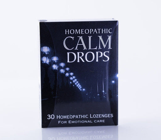 Historical Remedies - Calm Drops - 30 Homeopathic Lozenges - Supplement - Hardin's Natural Foods