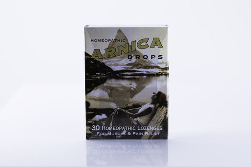 Historical Remedies - Arnica Drops - 30 Homeopathic Lozenges - Supplement - Hardin's Natural Foods