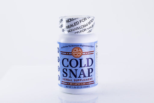 OHCO - Cold Snap Herbal Formula - 60 Capsules - Supplement - Hardin's Natural Foods