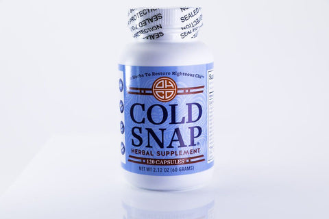 OHCO - Cold Snap Herbal Formula - 120 Capsules