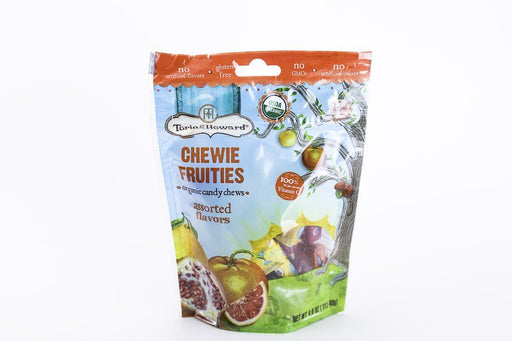 Torie & Howard - Assorted Flavors of Chewie Candy - 4 oz Bag - Candy - Hardin's Natural Foods