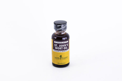 Herb Pharm - St. John's Wort Oil Herbal Extract - 1 oz Tincture - Supplement - Hardin's Natural Foods