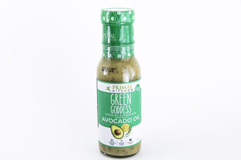 Primal Kitchen - Green Goddess Avocado Oil Salad Dressing - 8 oz Bottle