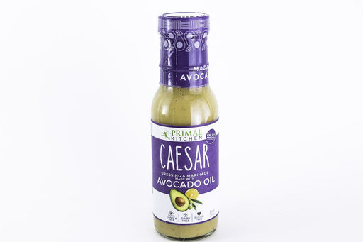 Primal Kitchen - Caesar Avocado Oil Salad Dressing - 8 oz Bottle - Condiments - Hardin's Natural Foods