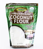 Edward & Sons - Let's Do... Organic Coconut Flour - 1 lb Bag
