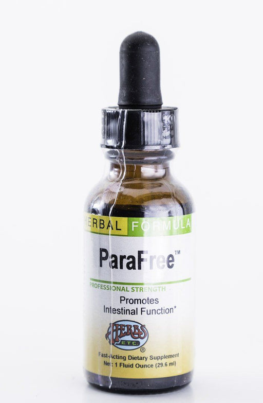 Herbs, Etc. - ParaFree 1 oz Herbal Tincture - Supplement - Hardin's Natural Foods