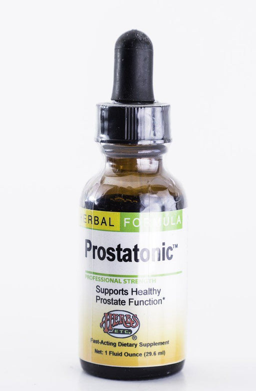 Herbs, Etc. - Prostatonic Herbal Tincture (Prostate/Male Health Formula) - 1 oz Bottle - Supplement - Hardin's Natural Foods