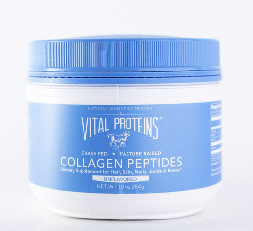 Vital Proteins - Collagen Peptides - Unflavored - 10 oz - Dietary Supplement