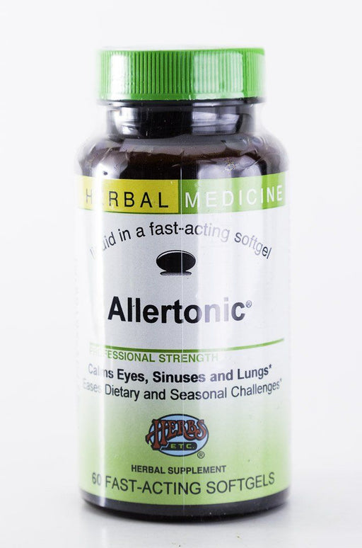 Herbs, Etc. - Allertonic 60 Softgels - Natural Non-Drowsy Allergy Relief - Supplement - Hardin's Natural Foods