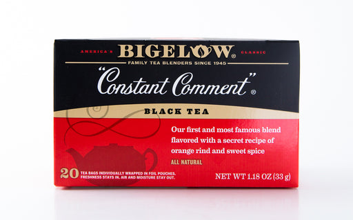 Bigelow - Constant Comment - Black Tea - 20 Tea Bags