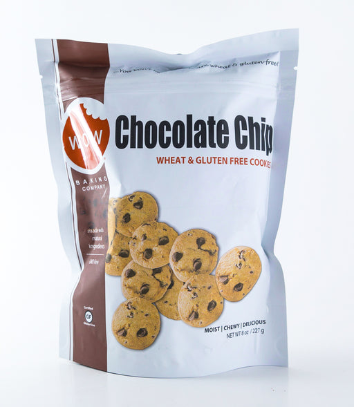 Wow Baking Gluten Free Chocolate Chip Cookies, 2 8 oz Bags (2-Pack) - Groceries - Hardin's Natural Foods