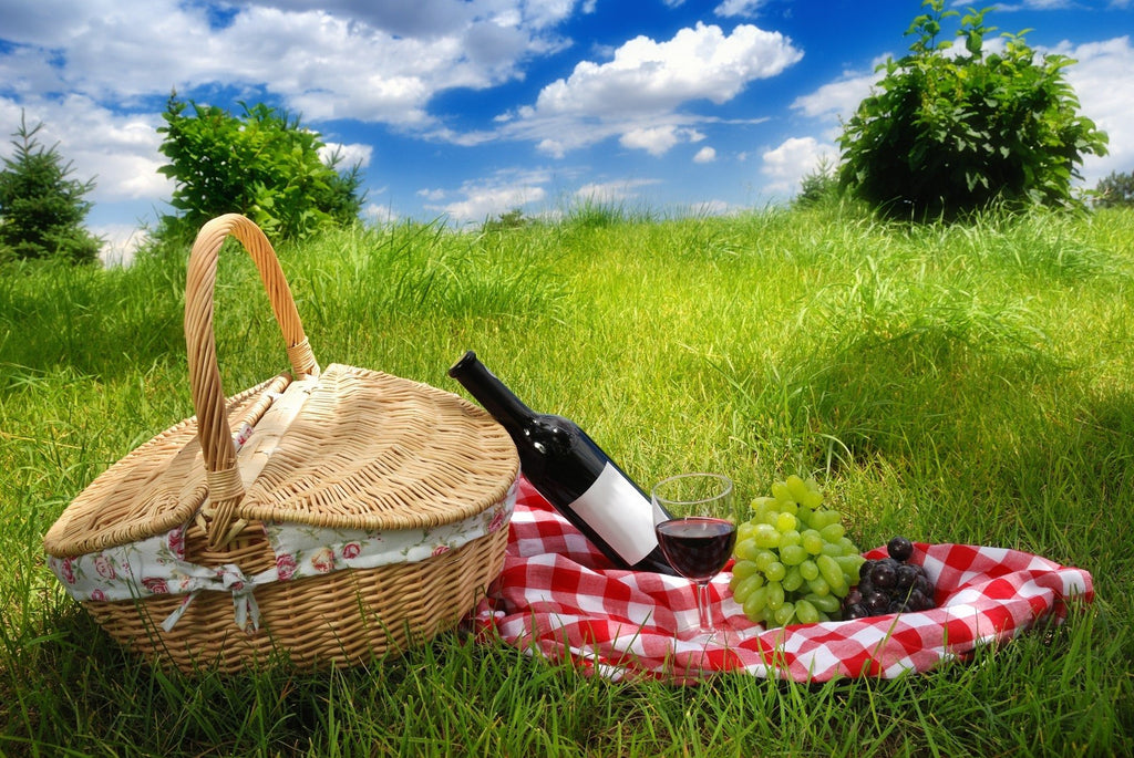 Picnic at your favorite spot