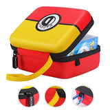 DACCKIT Carrying Case for Pokemon Trading Cards, Fits Up to 400 Cards