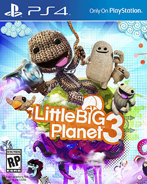 [PS4] Little Big Planet 3 R1