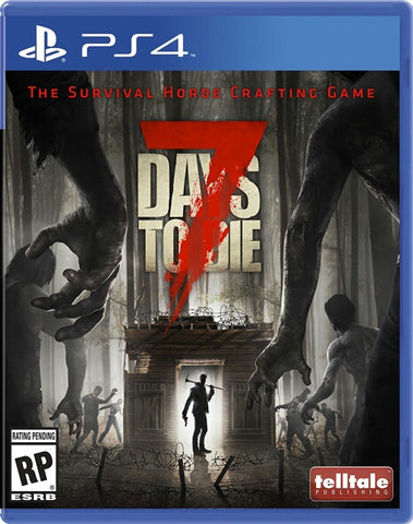 [PS4] 7 Days To Die R1