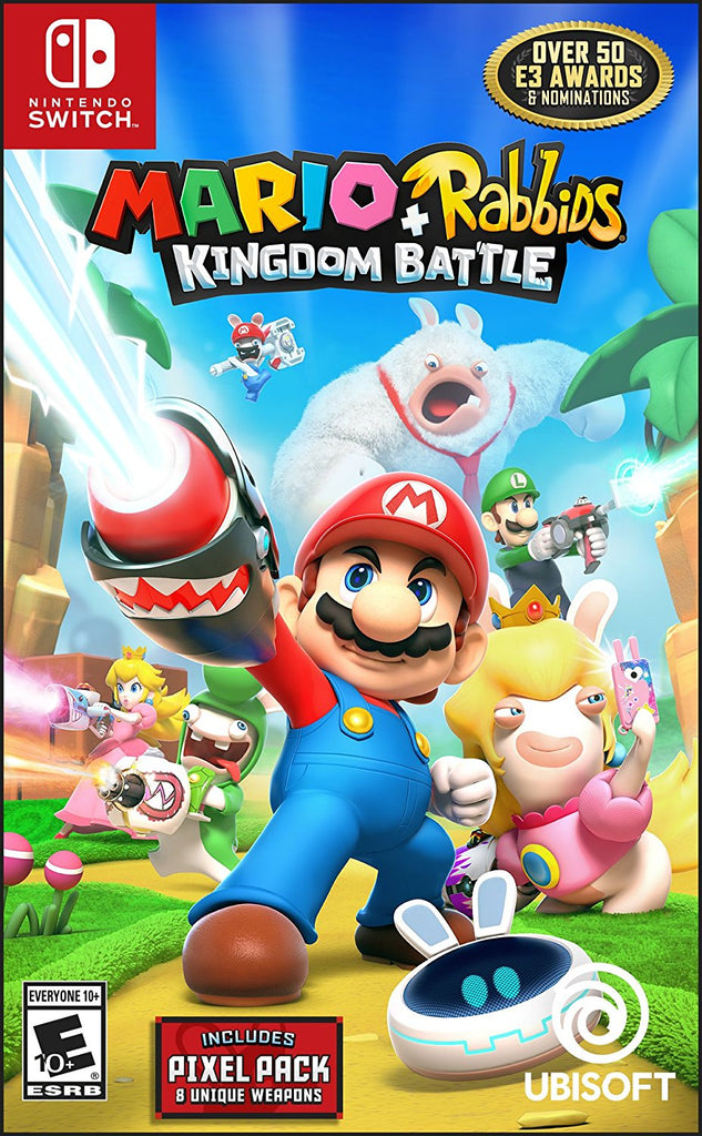 [NS] Mario + Rabbids Kingdom Battle  R1